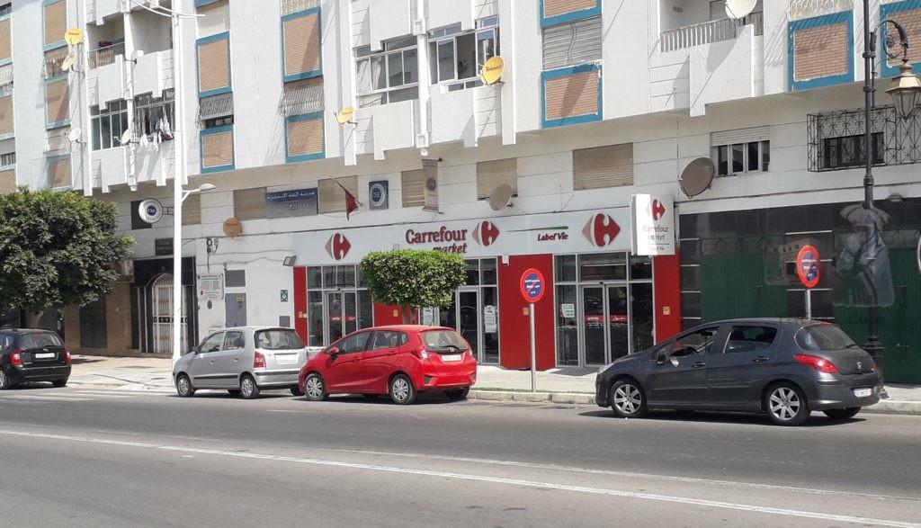 Carrefour Market Tetouan