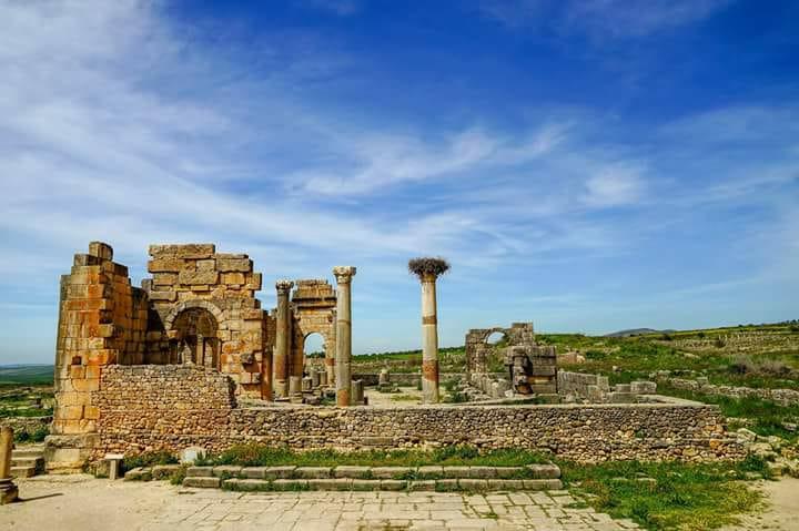 موقع تمودة الأثري