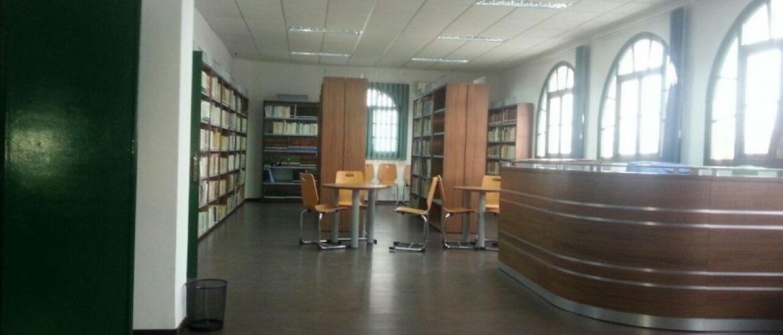 Bibliothèque de Mohammed Dawoud à Tétouan