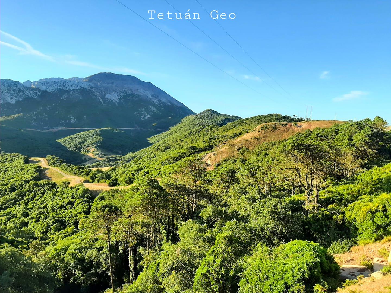 الجبال الكلسية لقبيلة أنجرة شمال المغرب