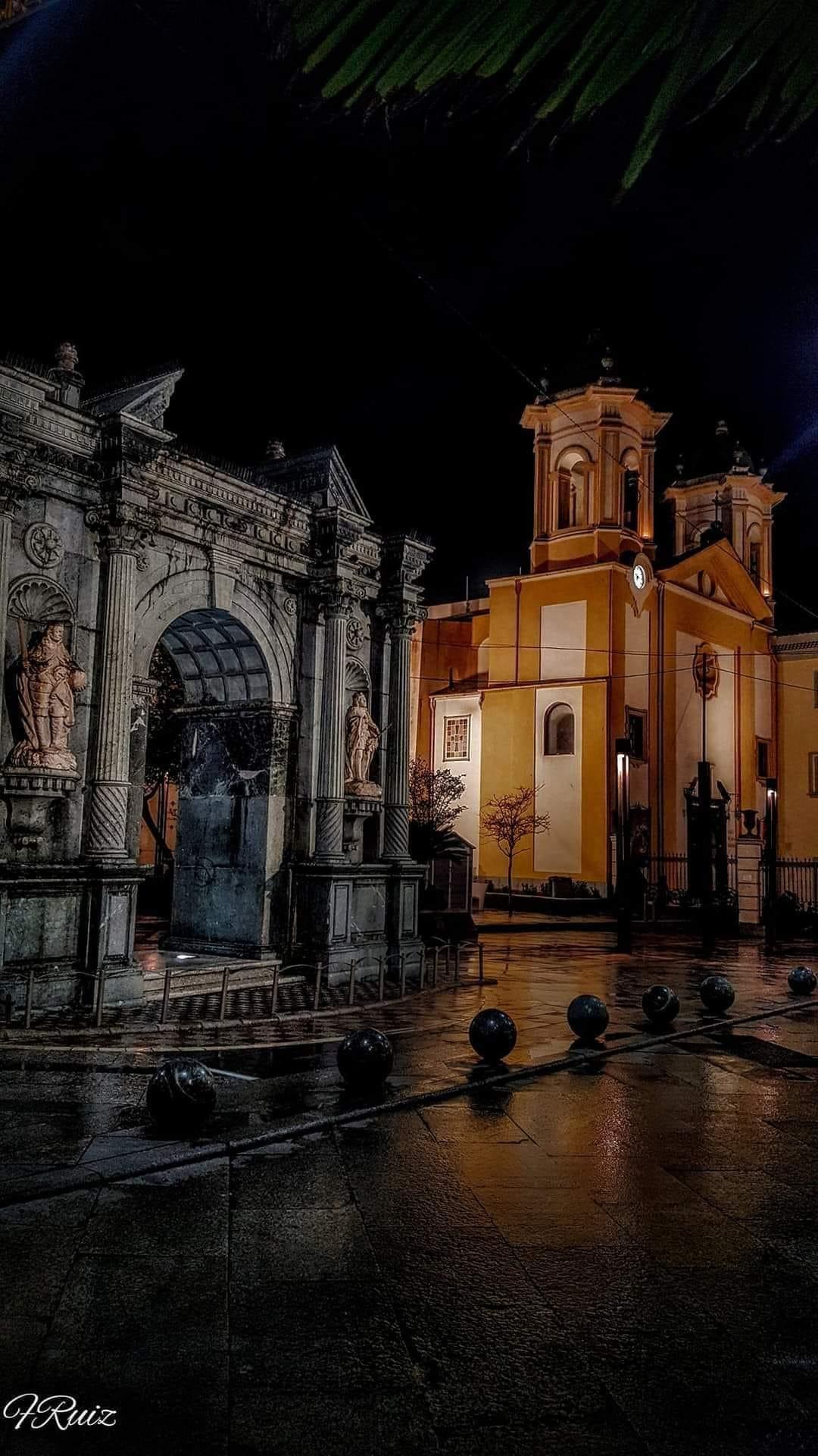 الصورة من مدينة سبتة