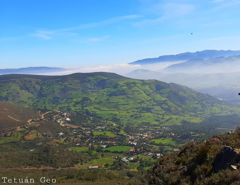 قرية لسناد جماعة عين لحصن قبيلة وادراس إقليم تطوان