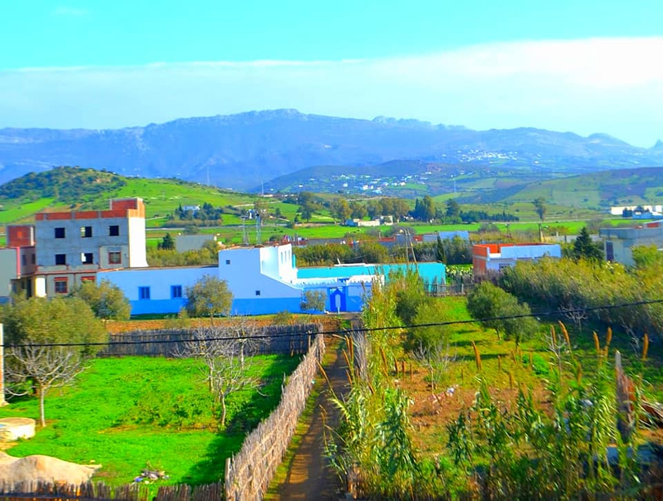 قرية بني حلو