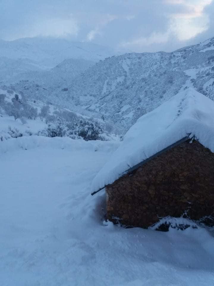 الصور من قرية بني تيمان قبيلة بني خنوس جماعة مولاي أحمد الشريف إقليم الحسيمة