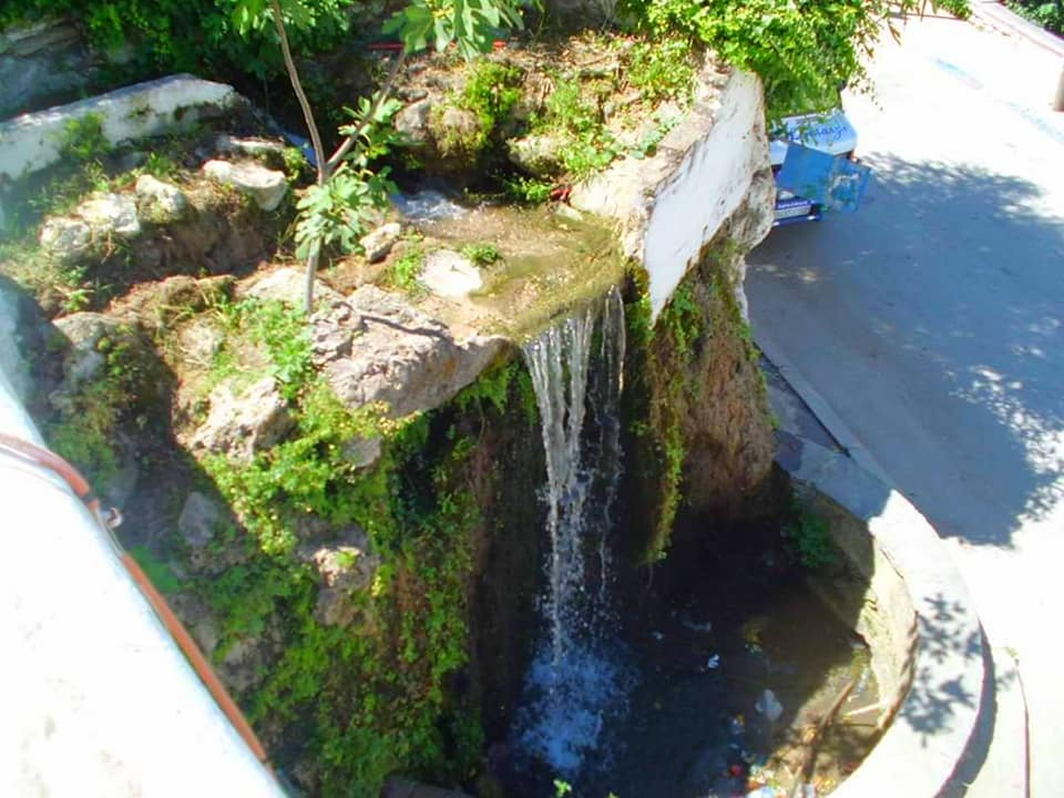 الصور من مركز قرية بن قريش عمالة تطوان