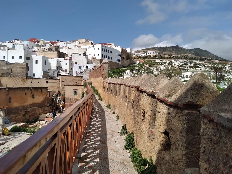 دار الدبغ بالمدينة القديمة لتطوان