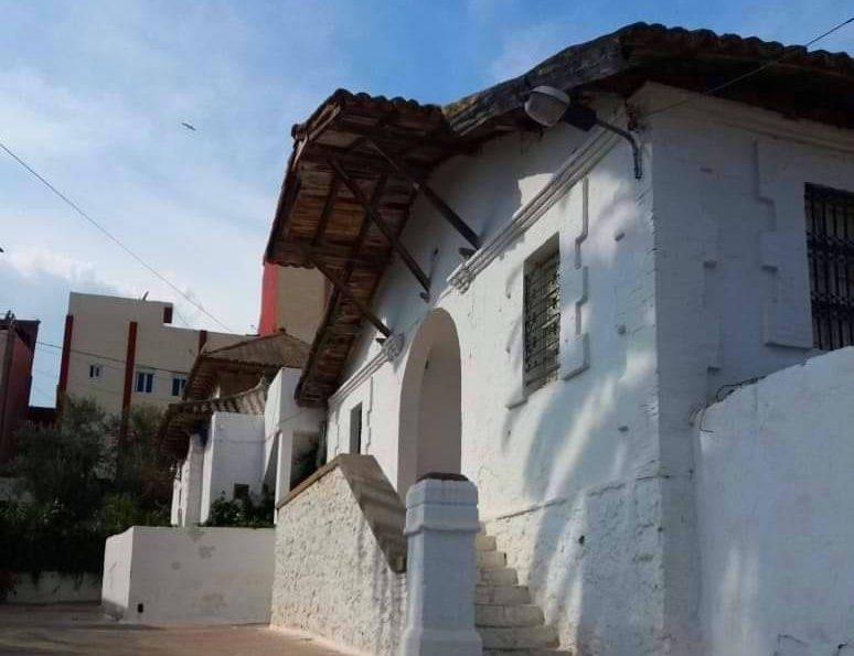 الصورة من حي انخنيورس بمدينة تطوان بعدسة Mourad Chamalii
