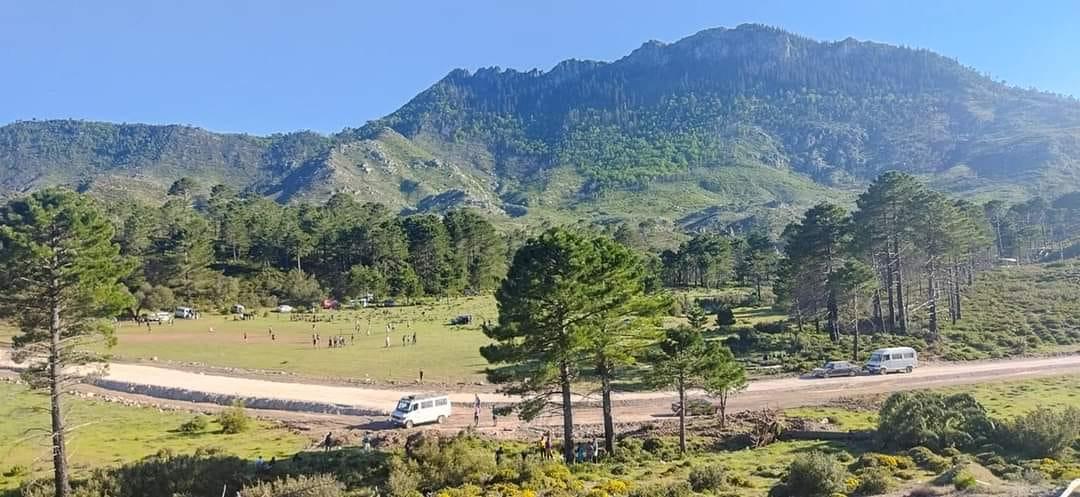 جبل خربوش