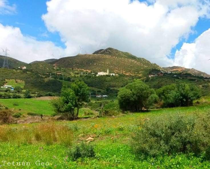 الصور من قرية لسناد بجماعة عين لحصن قبيلة وادراس إقليم تطوان شمال المغرب بعدسة صفحة Tetuán Geo