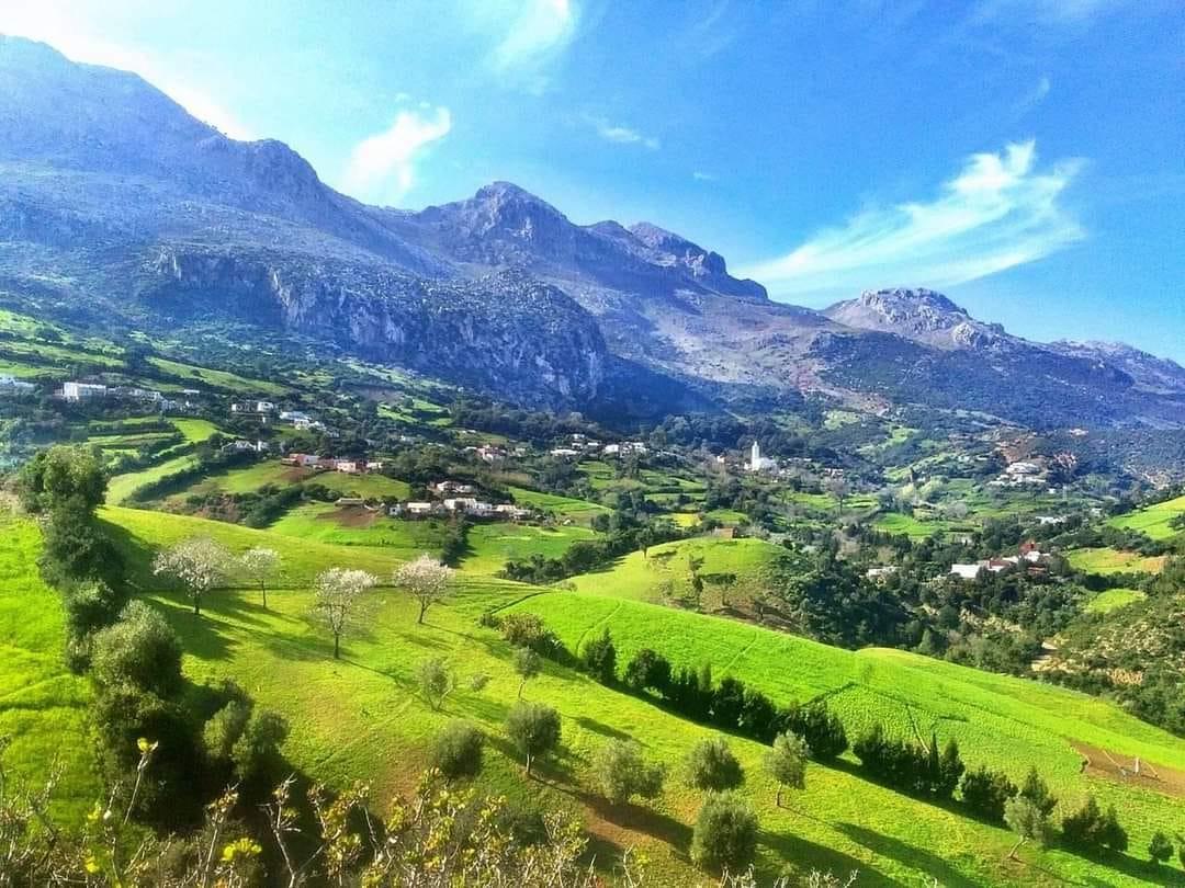 جبال قبائل تطوان