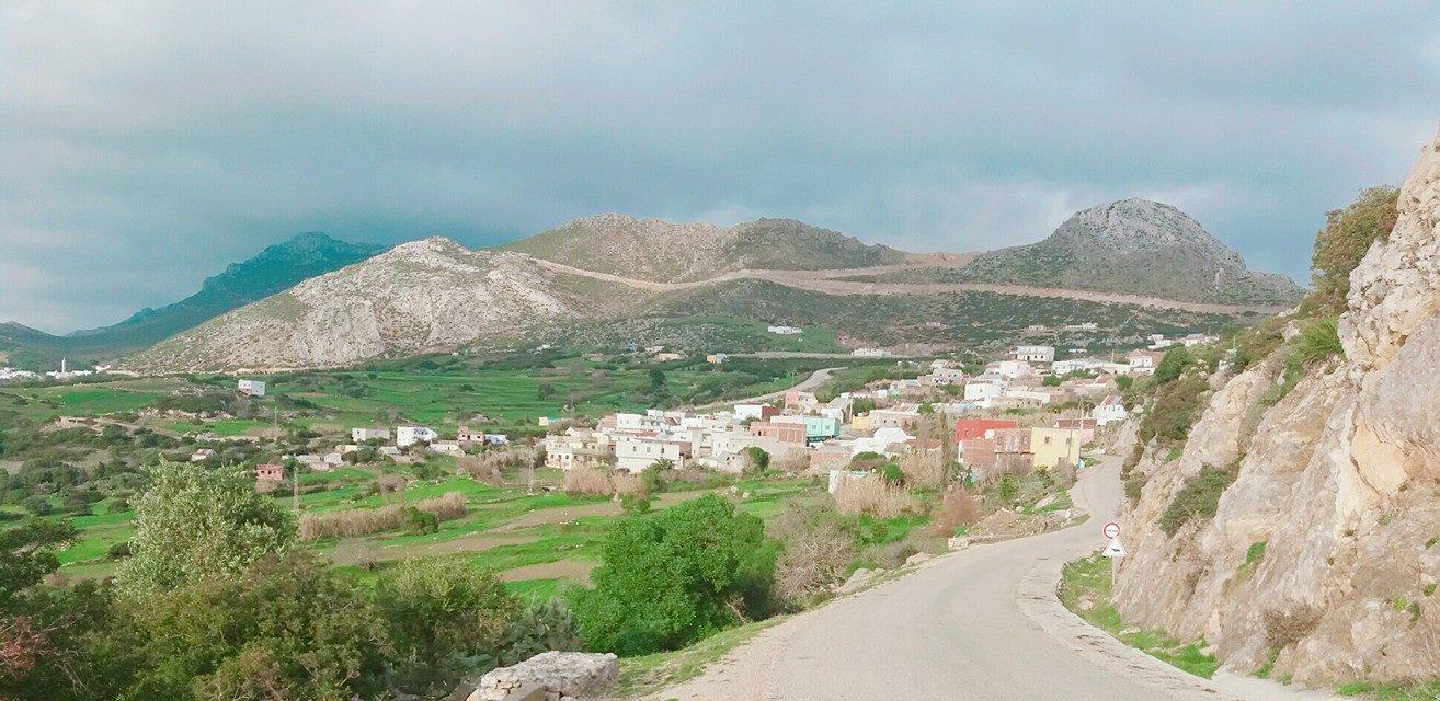 مركز قرية صدينة تطوان