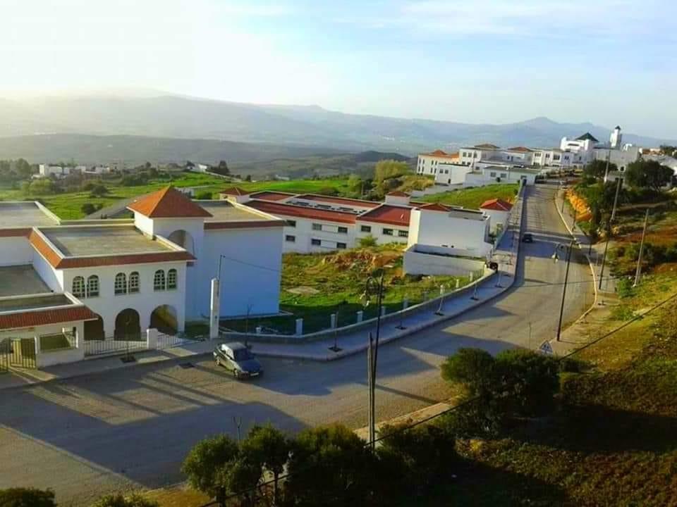 قرية صدينة