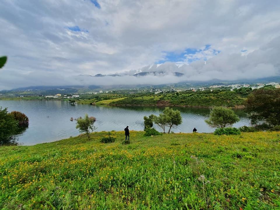 صورة من منطقة الزينات إقليم تطوان