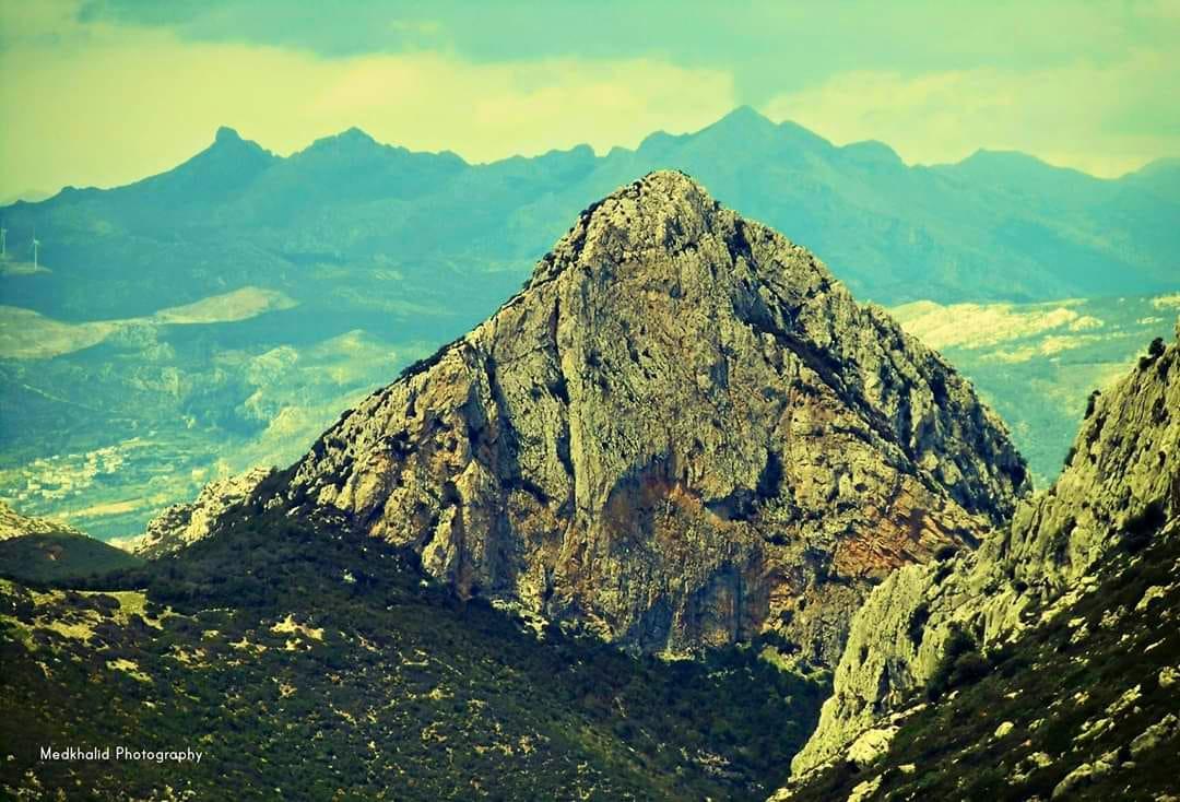 جبل تميم